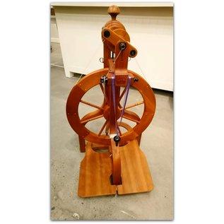 Spinning Class: Wheel Spinning