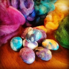 Workshop: Felted Soap