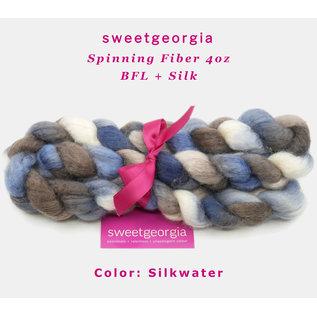 SweetGeorgia SweetGeorgia Fiber BFL+Silk