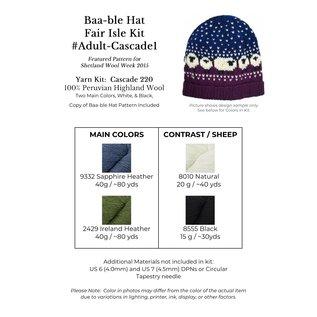 Baa-ble Hat Kit