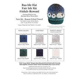 Stranded by the Sea Baa-ble Hat Kit