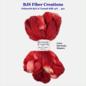 BJS Fiber Creations BJS Polwarth & Silk Roving
