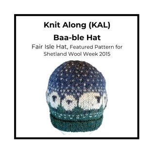 Knitting Class: Knit Along (KAL) Punch Card (10 Sessions)