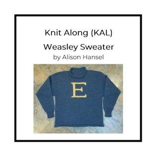 Knitting Class: Knit Along (KAL)