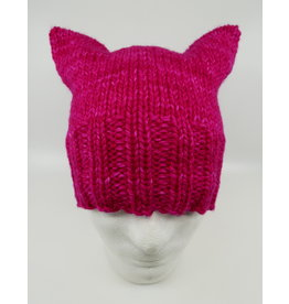 Stranded by the Sea Stranded Bulky Merino Pink Kat Hat Kit