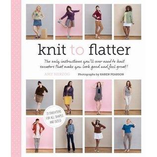 Amy Herzog Knit to Flatter by Amy Herzog