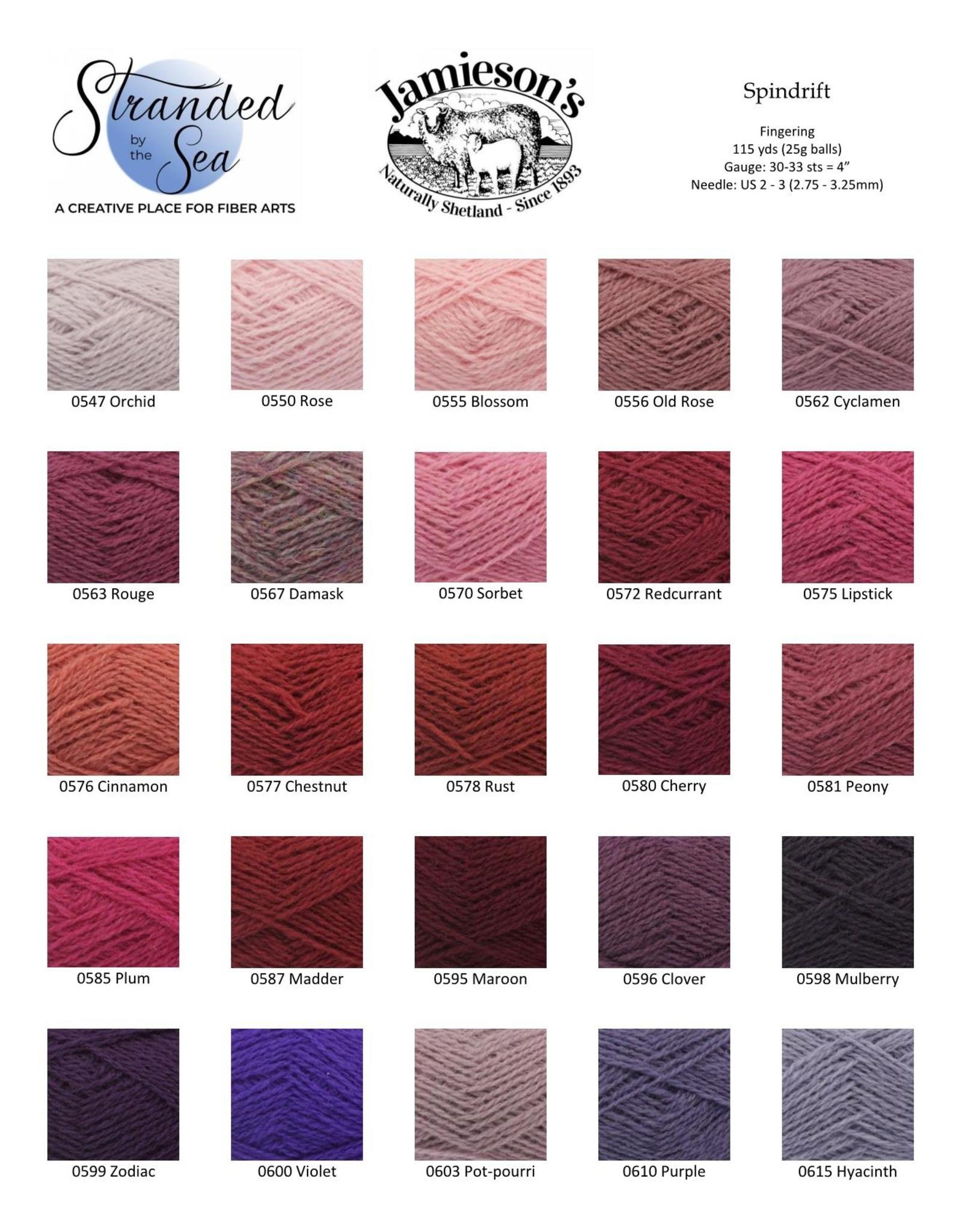 Jamieson's of Shetland Jamieson's of Shetland Spindrift (0100-0399)