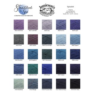 Jamieson's of Shetland Jamieson's of Shetland Spindrift (0800+)