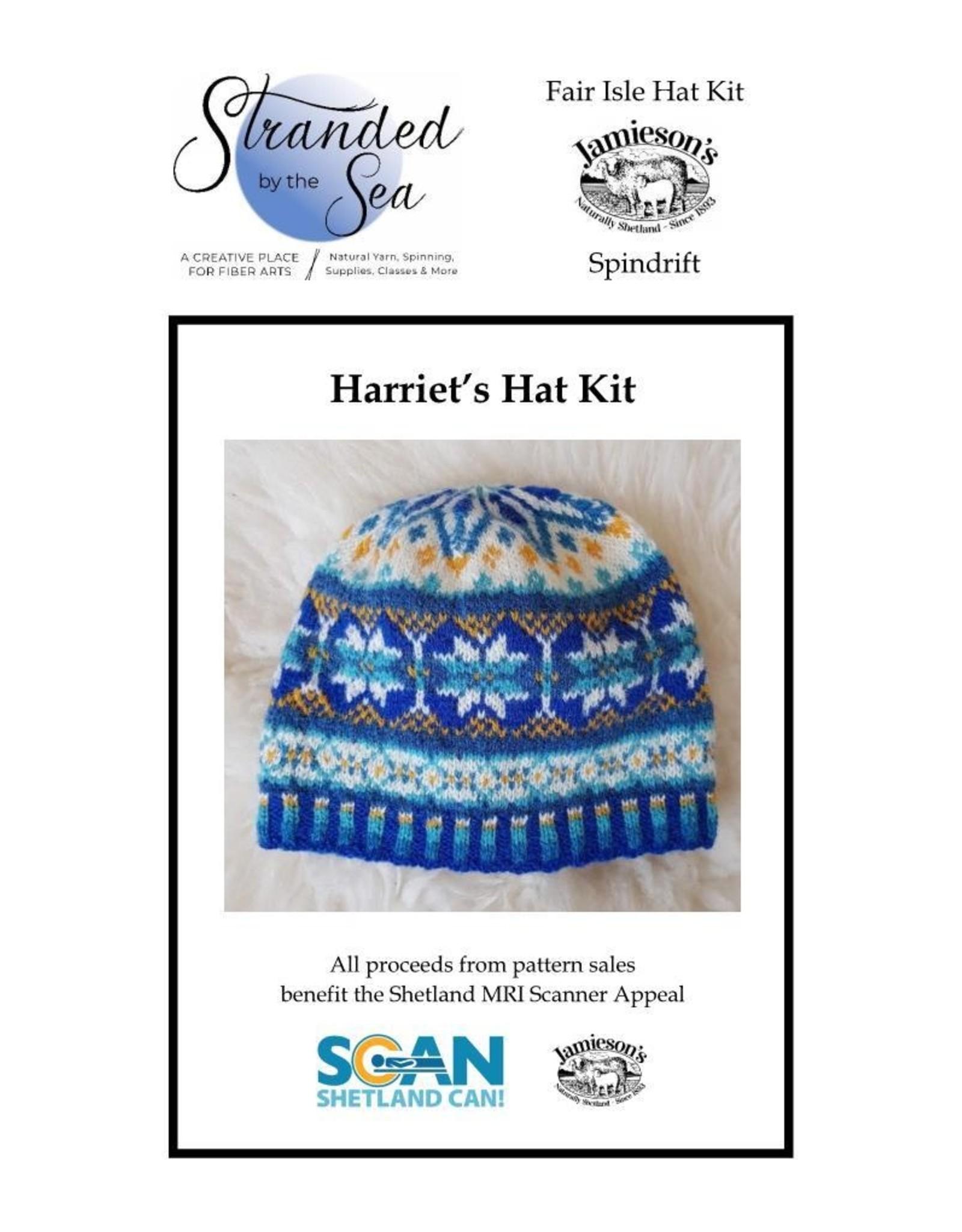 Jamieson's of Shetland Harriet's Hat Kit
