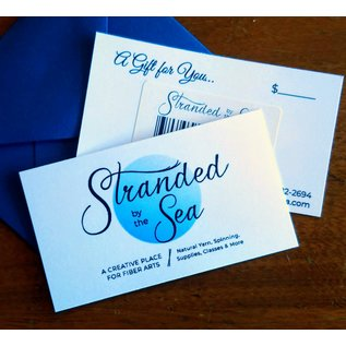 Stranded by the Sea Gift Card