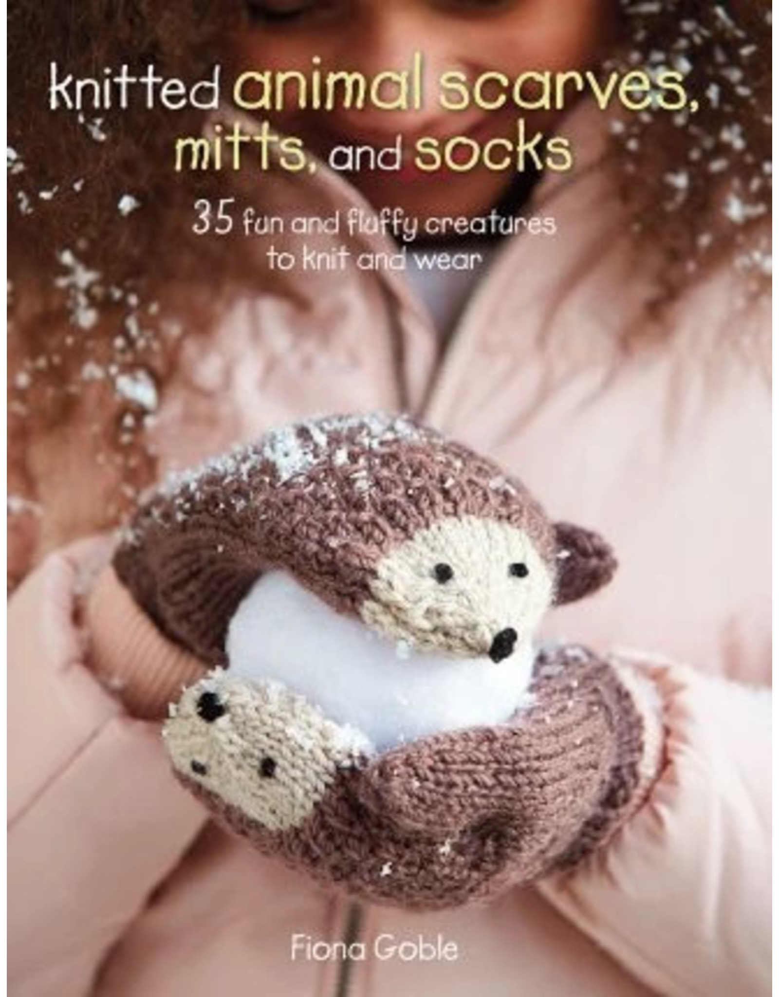 Fiona Goble Knitted Animal Scarves, Mitts, and Socks by Fiona Goble