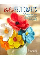 Rachel Hendersen Boho Felt Crafts by Rachel Hendersen