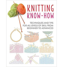 CICO Knitting Know-How: Techniques and tips for all levels