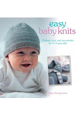 Claire Montgomerie Easy Baby Knits by Claire Montgomerie