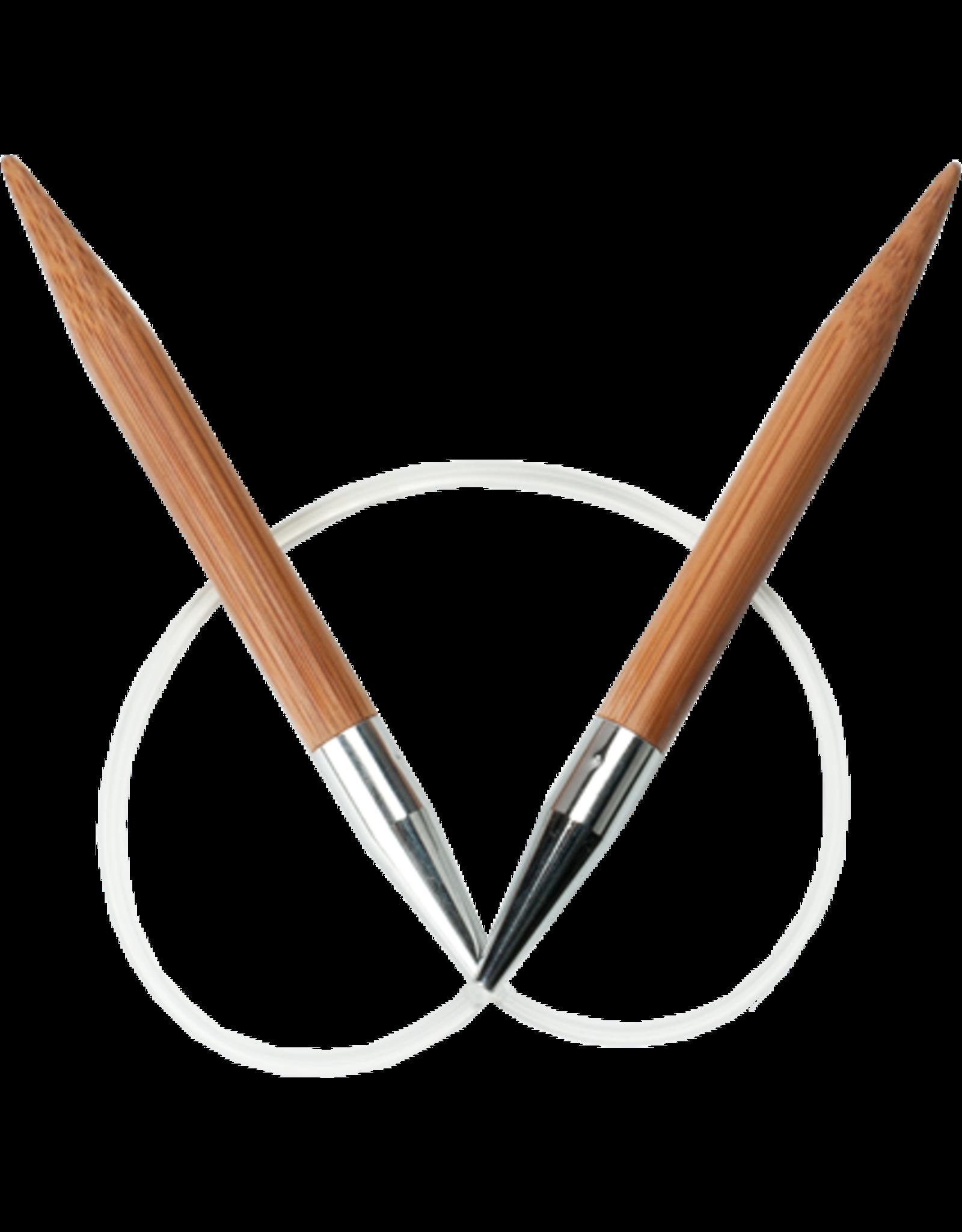 ChiaoGoo ChiaoGoo Bamboo Circular Knitting Needles