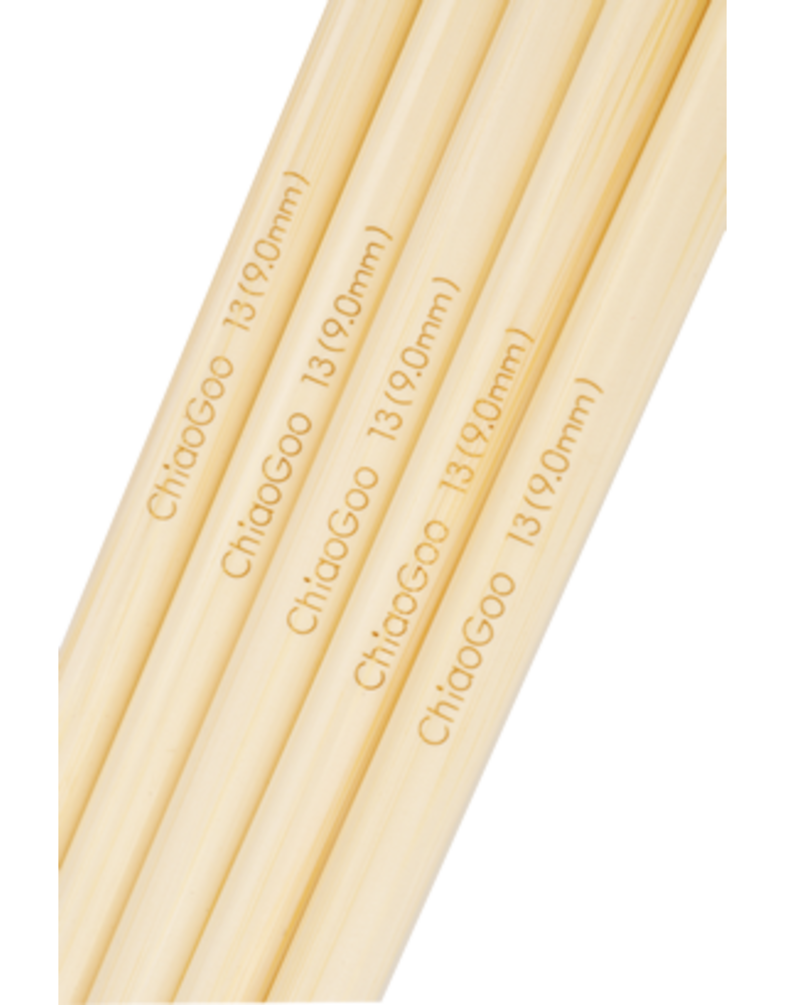 ChiaoGoo ChiaoGoo Bamboo Double Pointed Needles (DPNs)