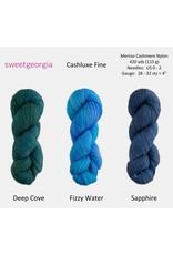 SweetGeorgia SweetGeorgia CashLuxe Fine Yarn