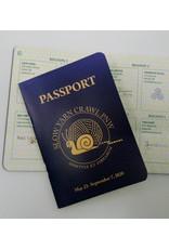 Puget Sound LYS Tour Slow Yarn Crawl Passport 2020