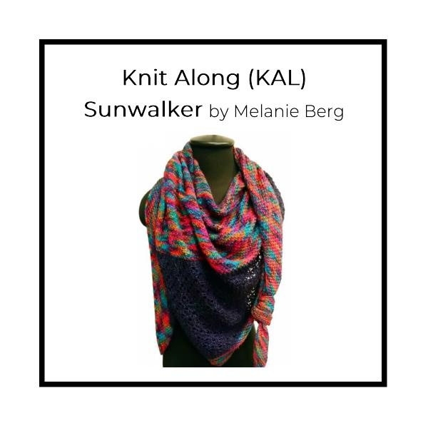 Knit Alongs are Back with the Sunwalker