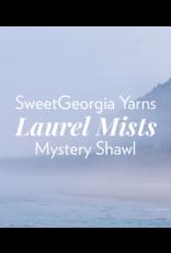 SweetGeorgia Laurel Mists MKAL Kit - Wanderlust HertiageSilk