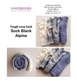 SweetGeorgia SweetGeorgia TLS Sock Blank