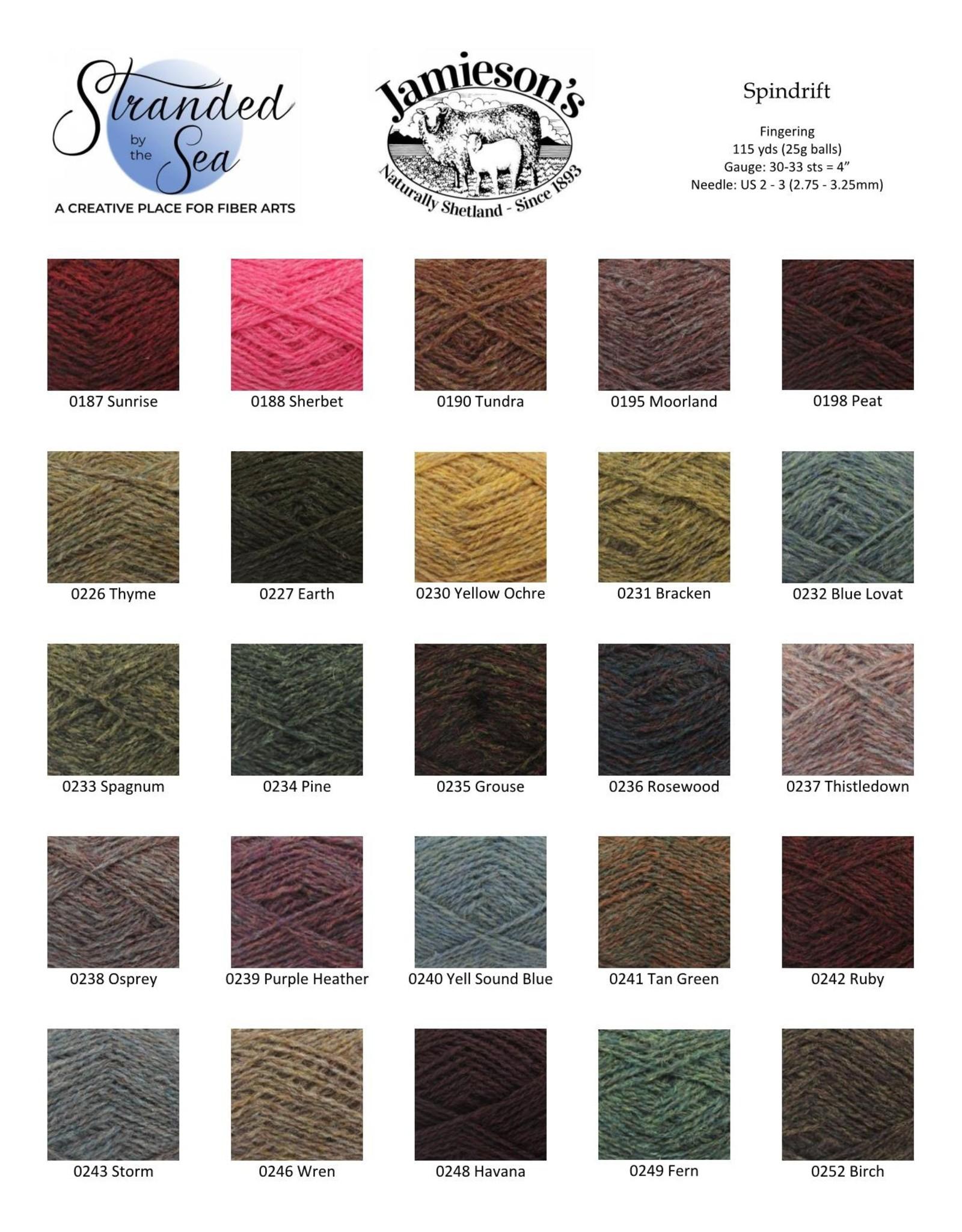 Jamieson's of Shetland Jamieson's of Shetland Spindrift (0100-0299)