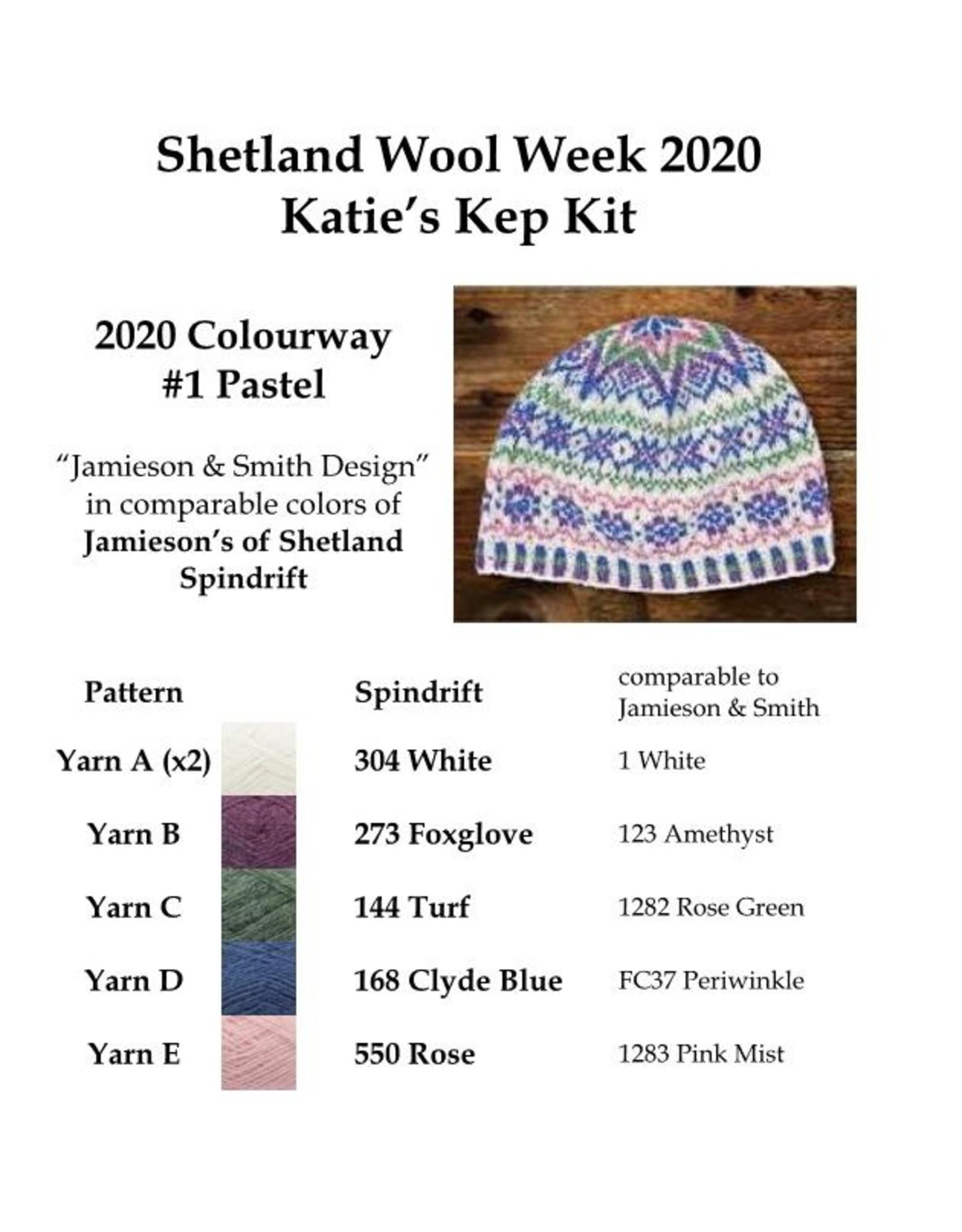 Jamieson's of Shetland Shetland Wool Week Kit
