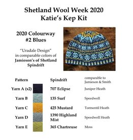 Jamieson's of Shetland Shetland Wool Week Kit
