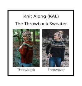 Stranded by the Sea Knit Along (KAL)