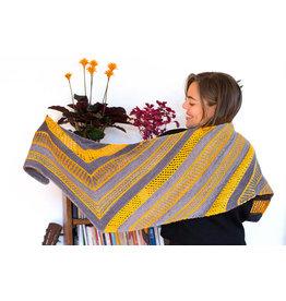 Urth Yarns Dropship Kits Urth Dropship Kit Maya Shawl (2 colors)