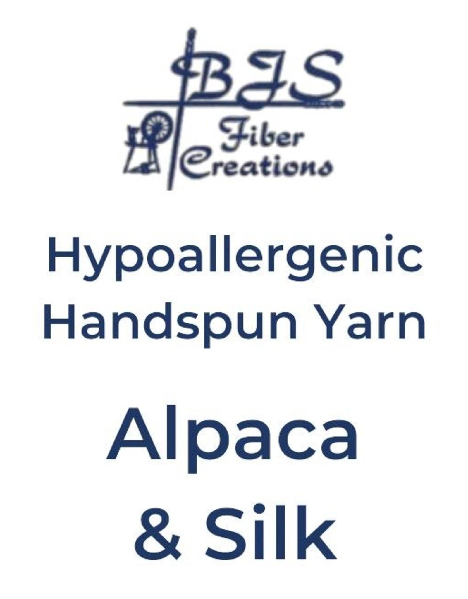 BJS Trunk Show Yarn Hypoallergenic Alpaca & Silk Skein #01