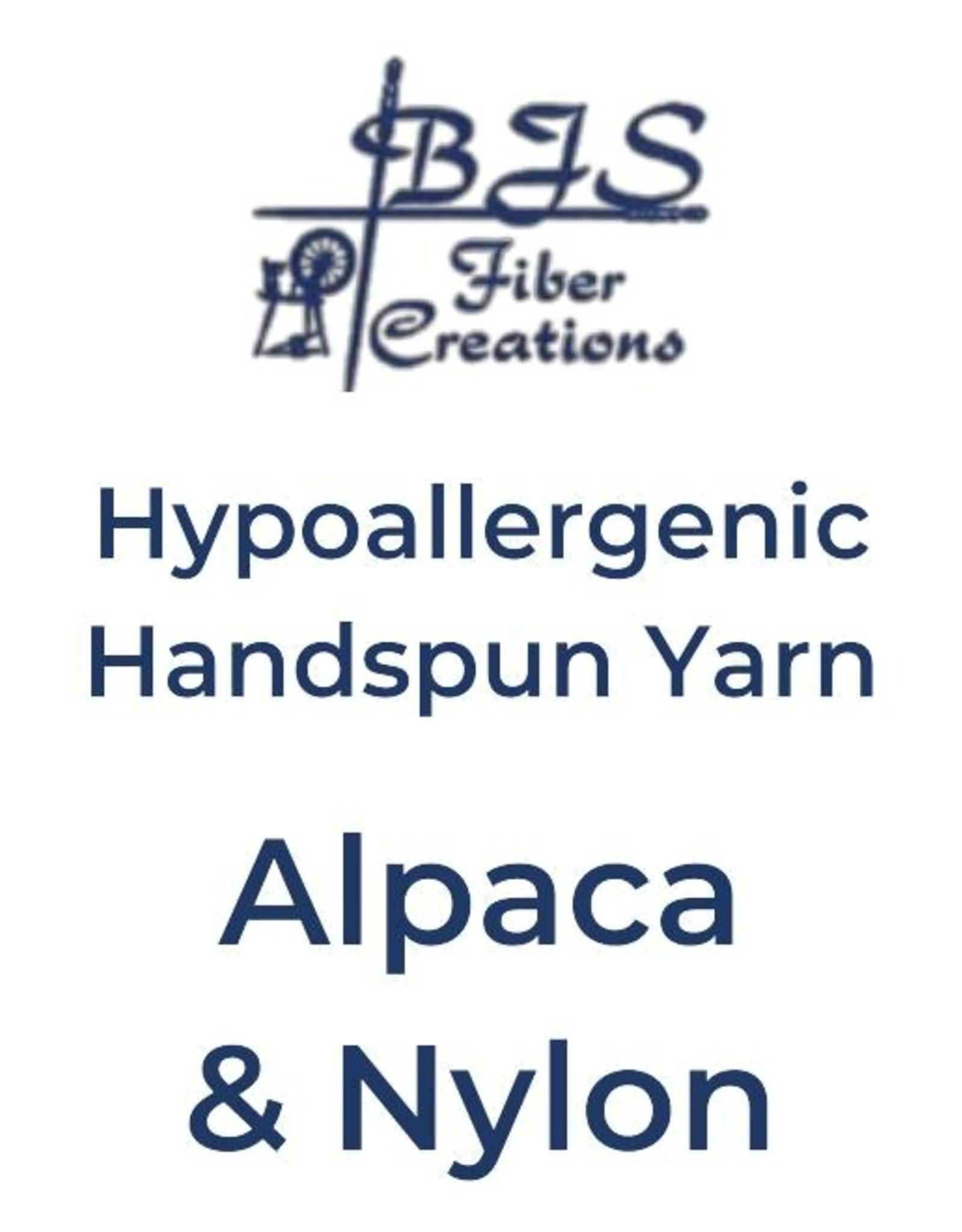 BJS Trunk Show Yarn Hypoallergenic Alpaca & Nylon Skein #02