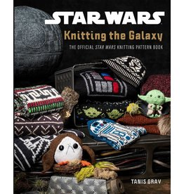 Tanis Gray Star Wars Knitting the Galaxy, The Official Star Wars Knitting Pattern Book