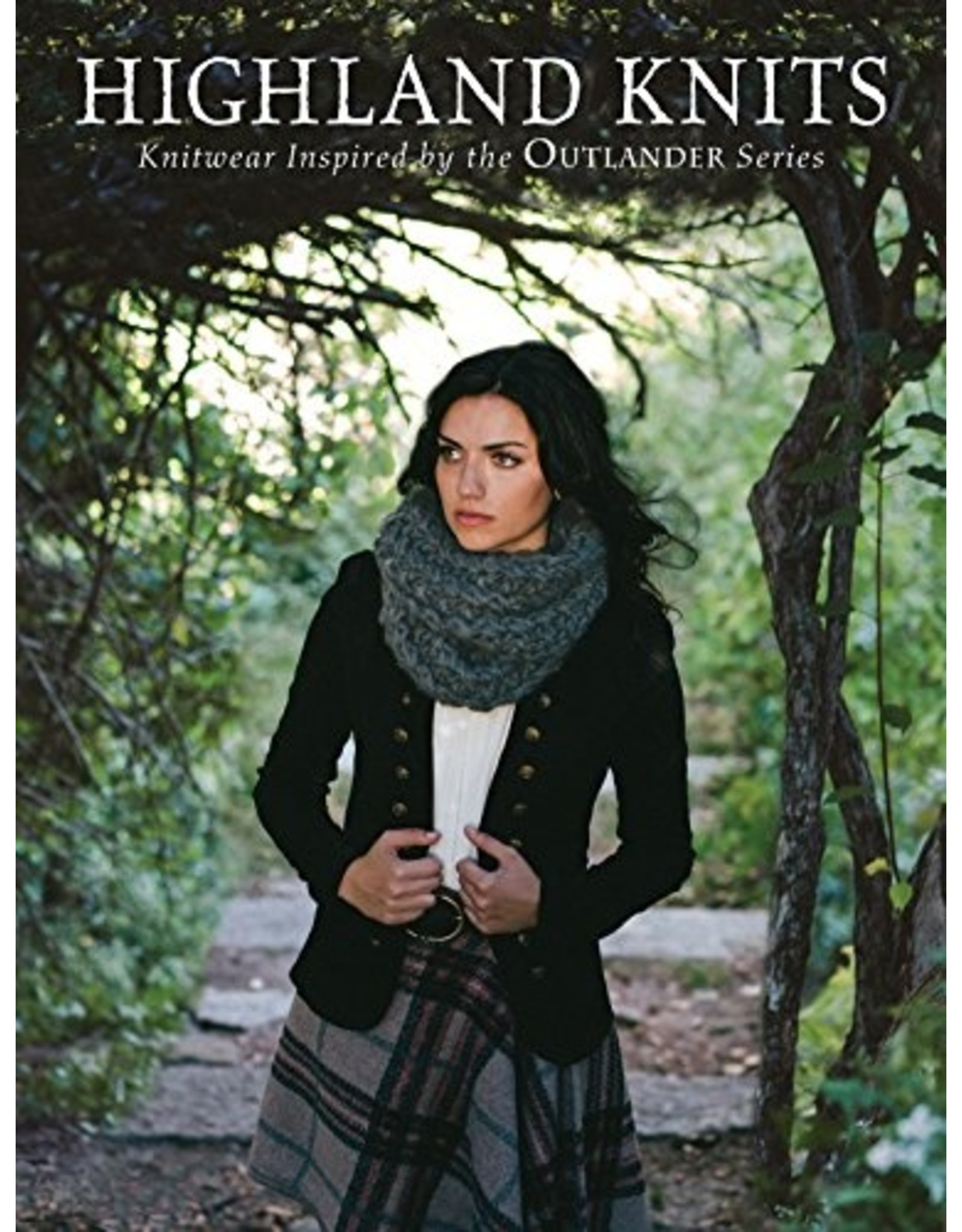 Interweave Highland Knits: Inspired by Outlander by Interweave
