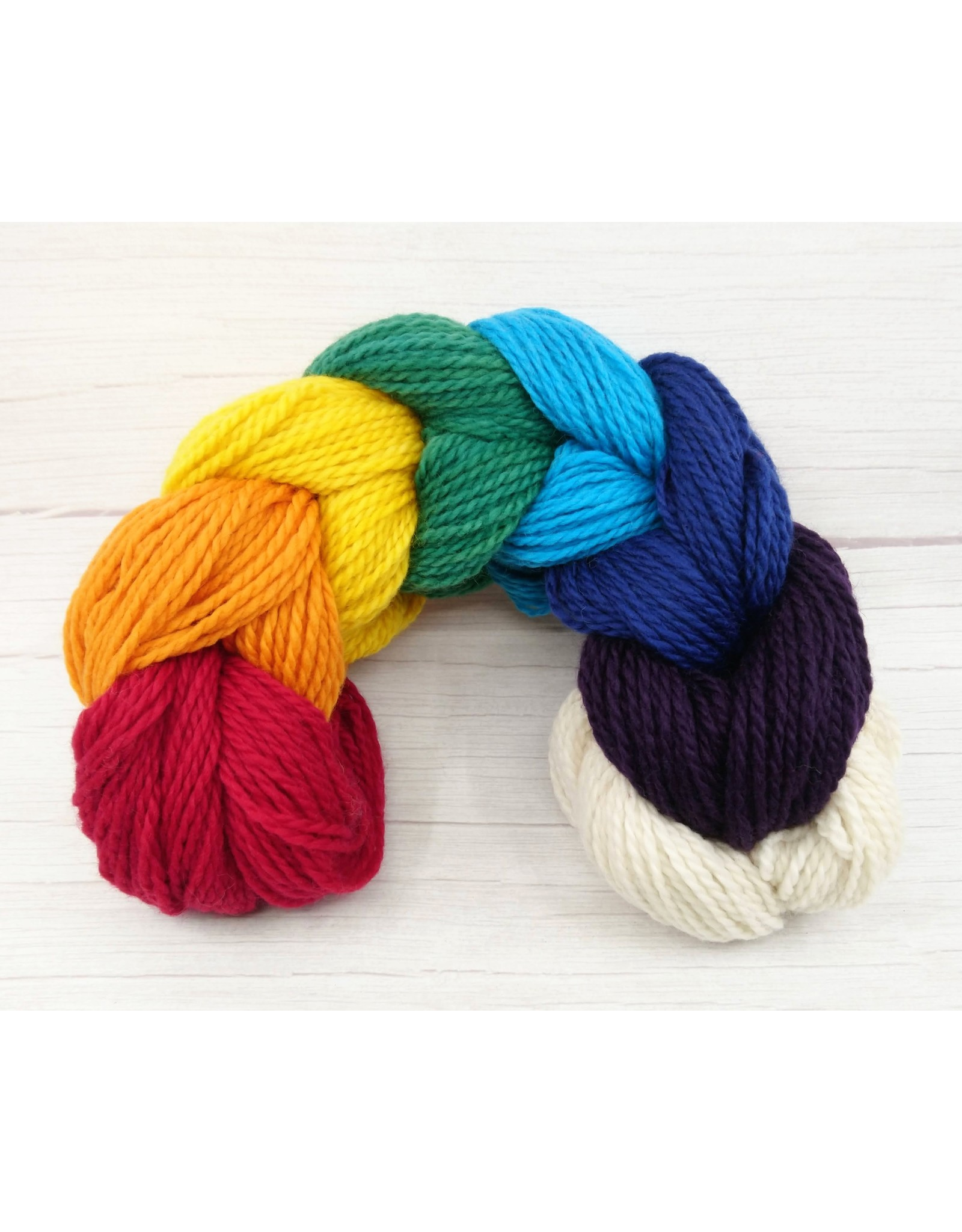 Stranded by the Sea Stranded Rainbow Aran Multi-Pack