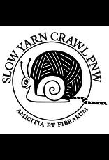 Stranded by the Sea Aromatic Cedar Hanger 2021 Slow Yarn Crawl