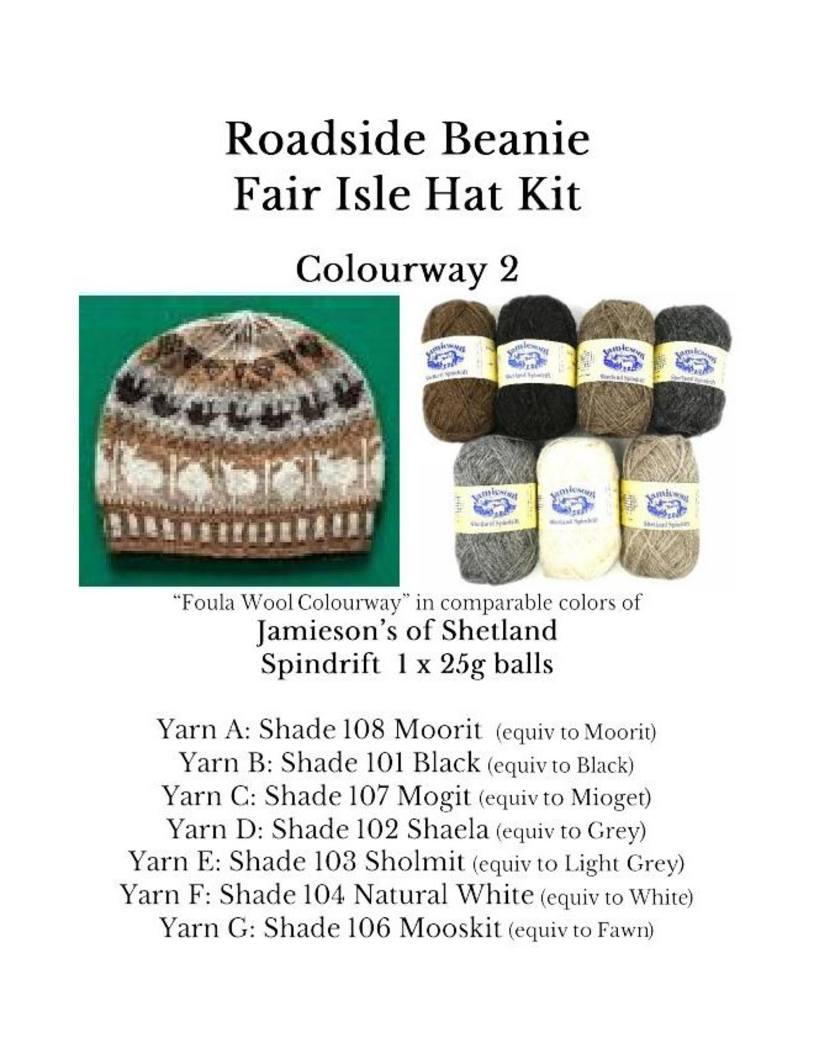 Jamieson's of Shetland Shetland Wool Week Kit 2019