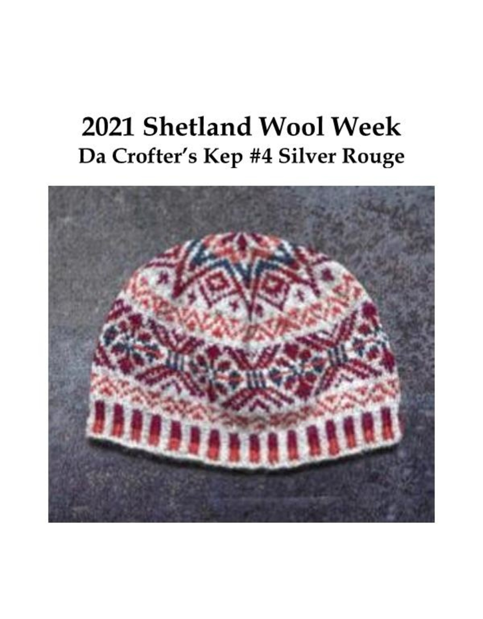 Jamieson's of Shetland Shetland Wool Week Kit 2021
