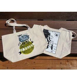 Puget Sound LYS Tour 2021 LYS Tour - Tote Bag