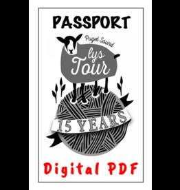 Puget Sound LYS Tour 2021 LYS Tour - Passport Digital PDF Download