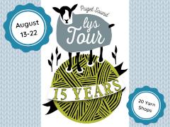 Shop Hours & Schedule for LYS Tour