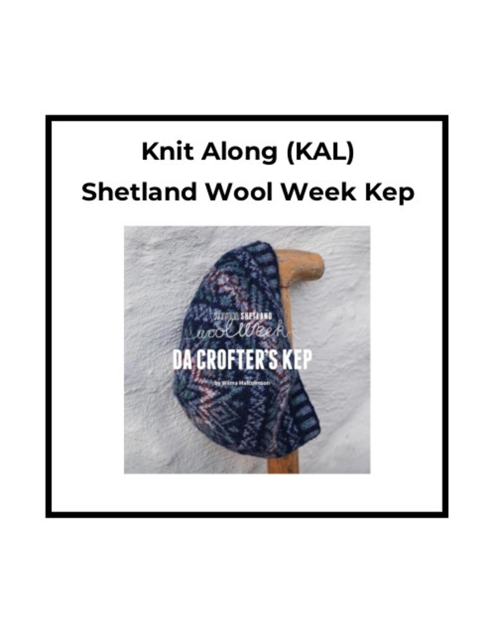 Stranded by the Sea Knit Along (KAL)