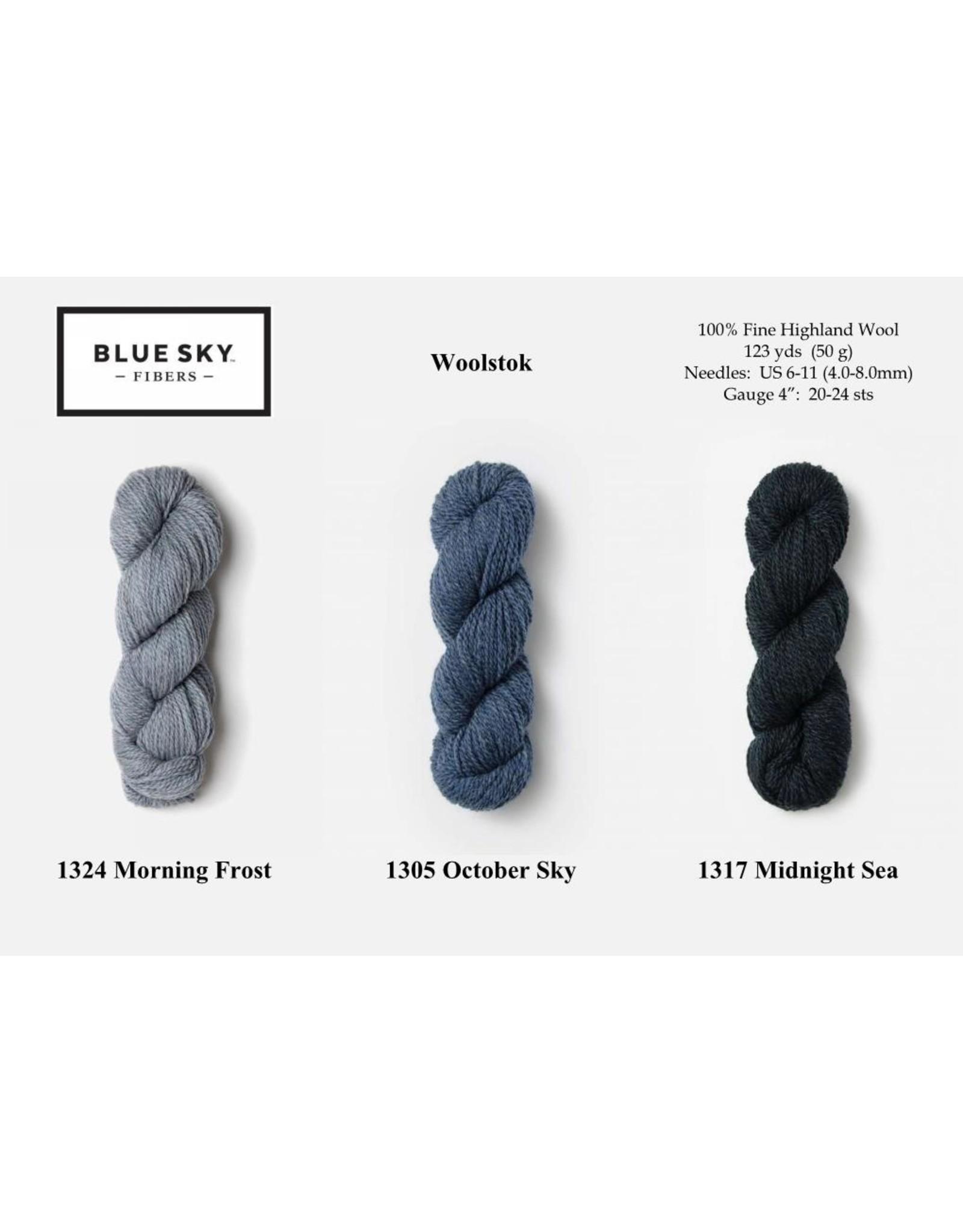 Blue Sky Fibers Blue Sky Woolstok Yarn 50g