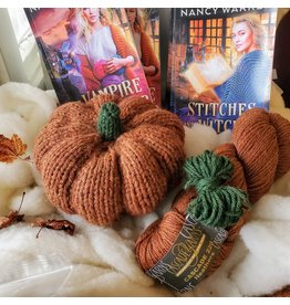 Stranded by the Sea Pumpkin Knitting Kit