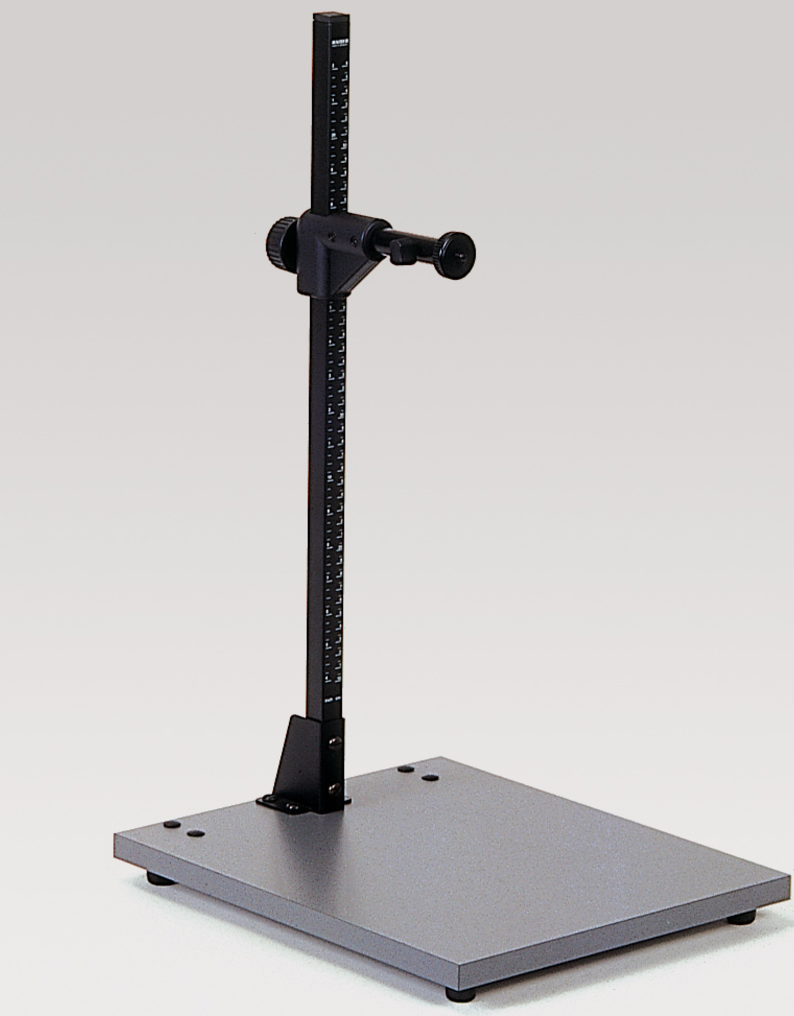 "Kaiser Kaiser Copy Stand, column height approx. 59 cm (23,2""), base board, approx. 32 x 38 cm (12,6 x 15"")"