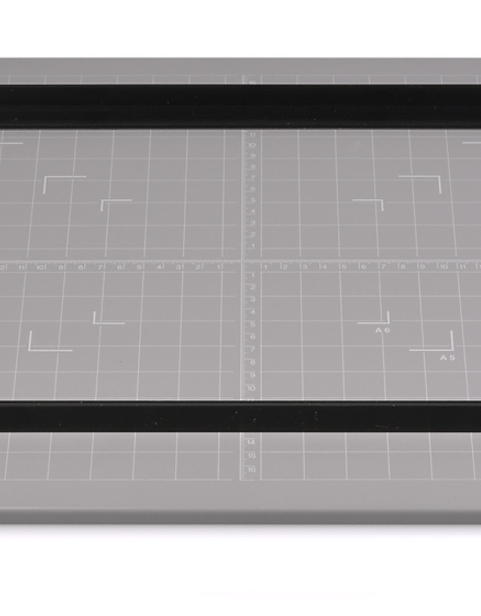 """Kaiser Kaiser Copy Plate, 46 x 34 cm (18,1 x 13,4""""), incl. 4 magnetic holders"""