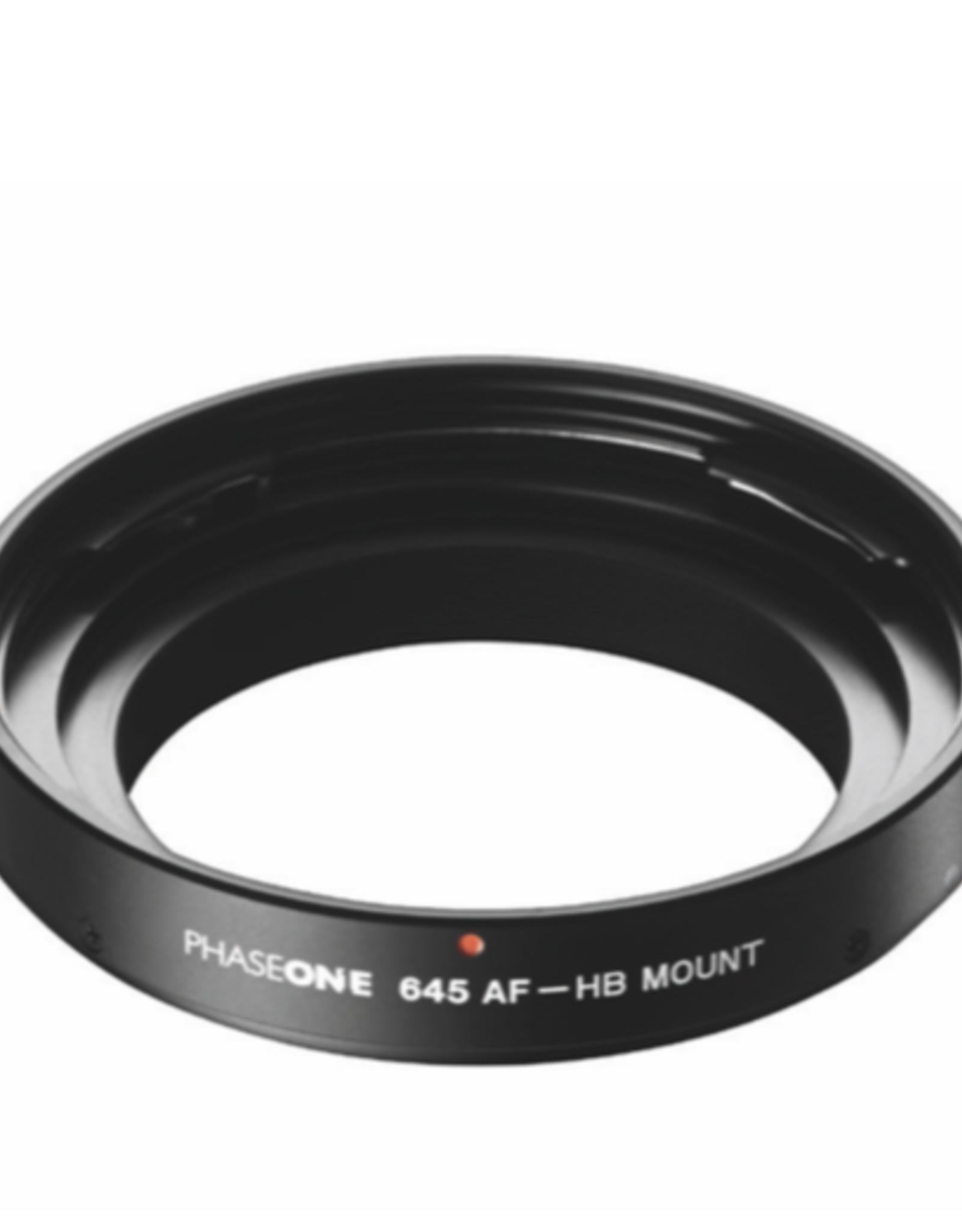 Phase One Phase One Multimount lens adaptor for Hasselblad V lenses