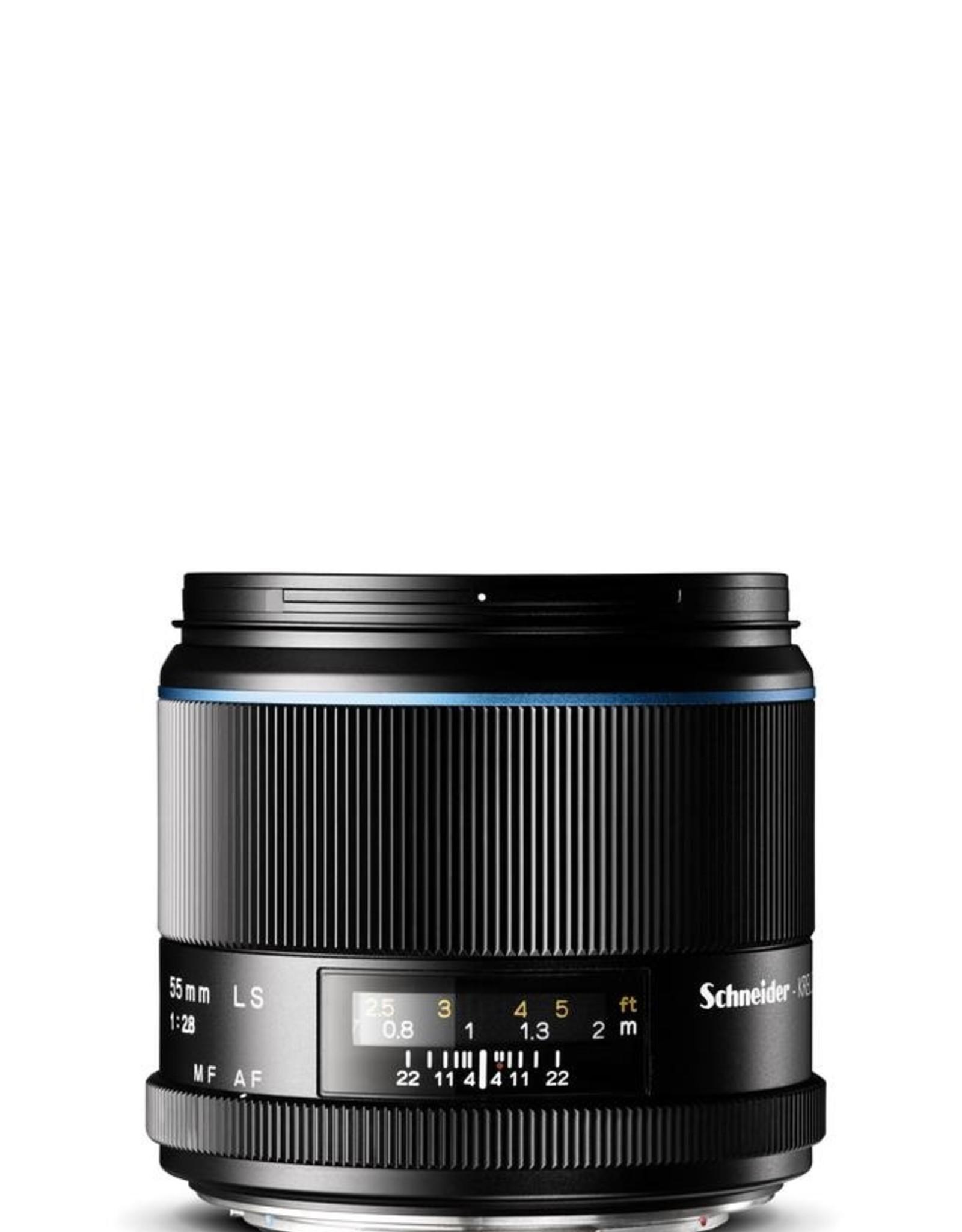 Phase One Phase One Schneider Kreuznach 55mm LS f/2.8 Blue Ring Lens