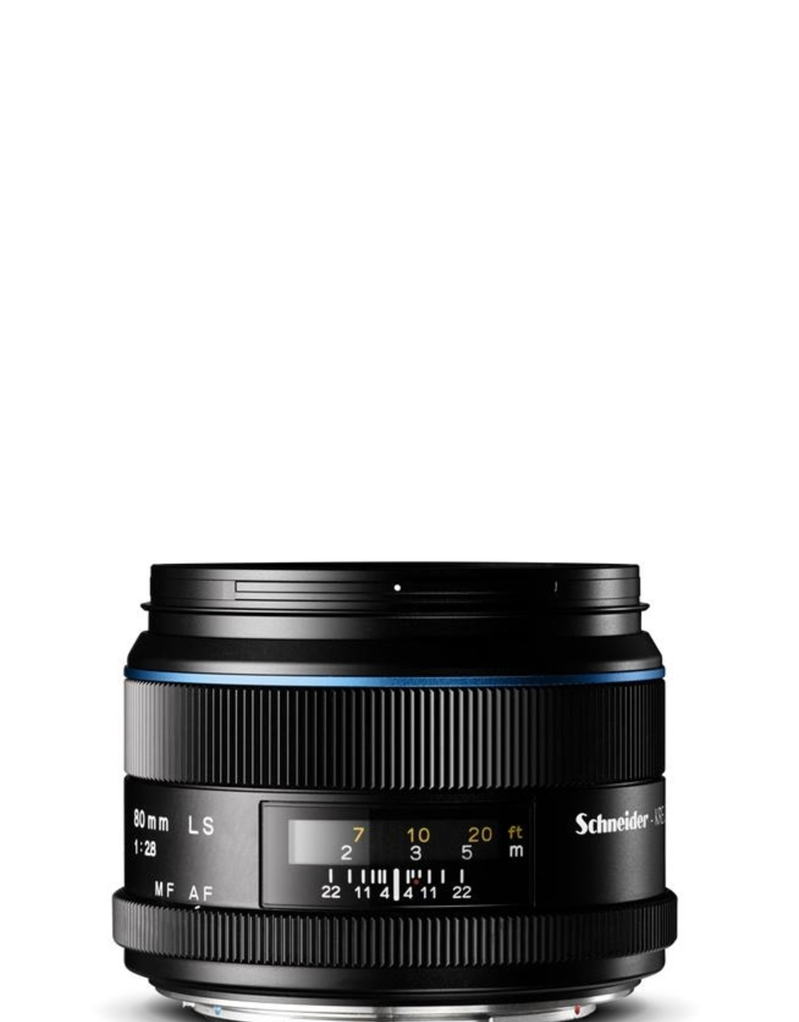 Phase One Phase One Schneider Kreuznach 80mm LS f/2.8 Blue Ring Lens
