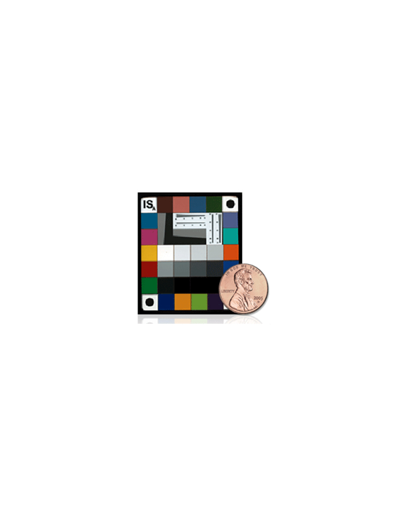 DT Cultural Heritage ISA Color Gauge Rez Checker
